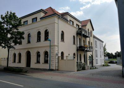 Wohnen in der Bahnhofstraße
